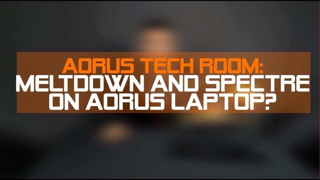 AORUS Gaming Laptop