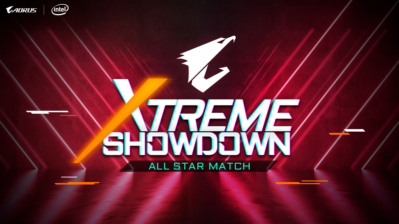 AORUS Xtreme Showdown